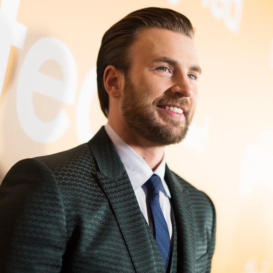 Chris Evans Talking About Donald Trump on Twitter