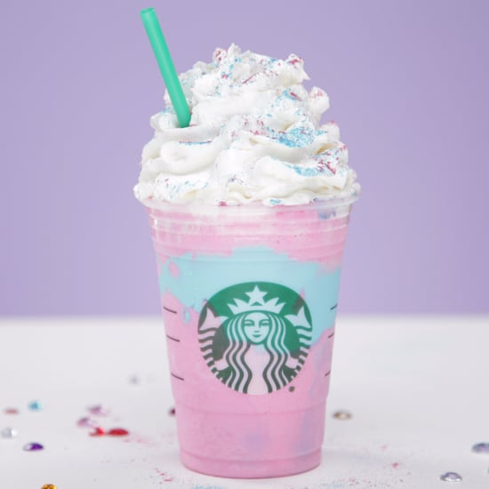 Starbucks Unicorn Frappuccino Recipe