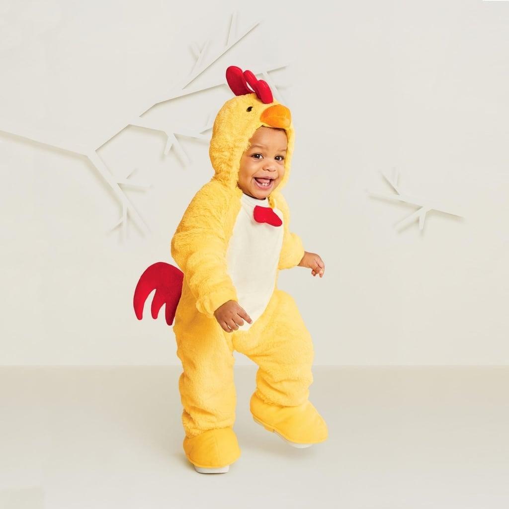 75dfae13b5a3 Target Plush Cow Costume   Animal Halloween Costumes For Kids 2018    POPSUGAR Family Photo 27