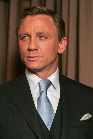 Dreamy-Eyed Daniel Craig Considers Blindness