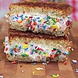 Funfetti Grilled Cheese