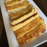 """Keto Cheese """"Bread"""" Recipe"""