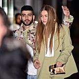 Gigi Hadid and Zayn Malik in NYC Pictures | January 2020