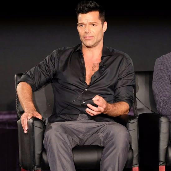 Has Ricky Martin Met Antonio D'Amico?