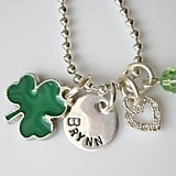 Love and Luck Charm Necklace