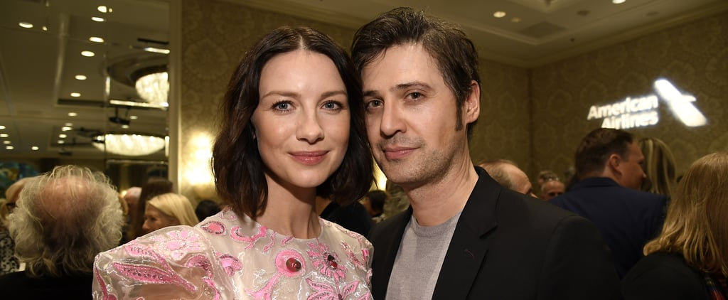 Caitriona Balfe and Tony McGill Married