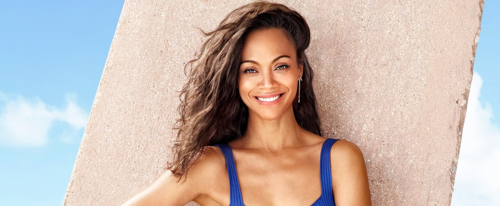 "Zoe Saldana: ""I've Never Wanted Different Hair or My Body Any Other Shape"""