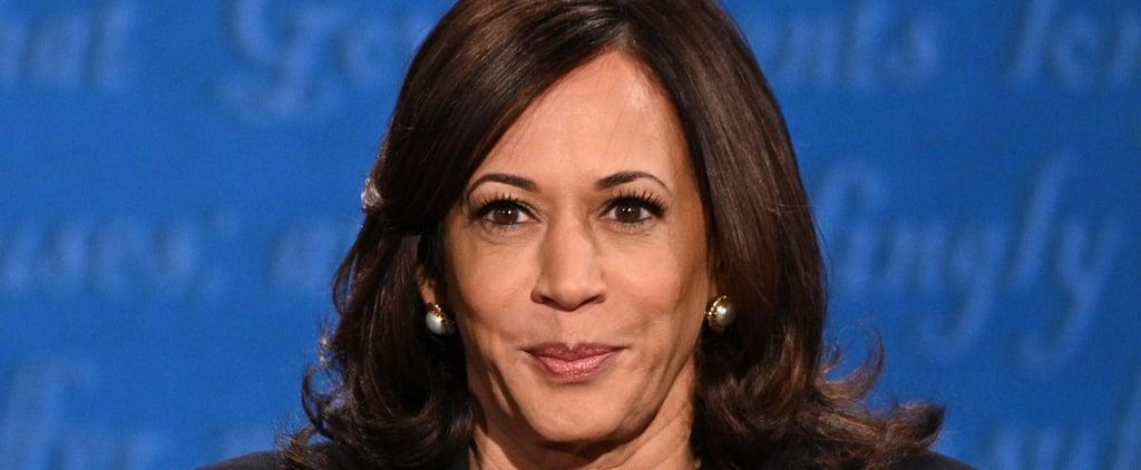 Kamala Harris Responds to Mike Pence's Debate Interruptions