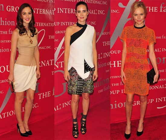Pictures of Kate Bosworth, Leighton Meester, and Jennifer Connelly at the Night of Stars 2010-10-29 07:45:00
