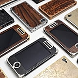 "EXOvault IPhone Case ($79-$400) ""The ultimate tech accessory."""