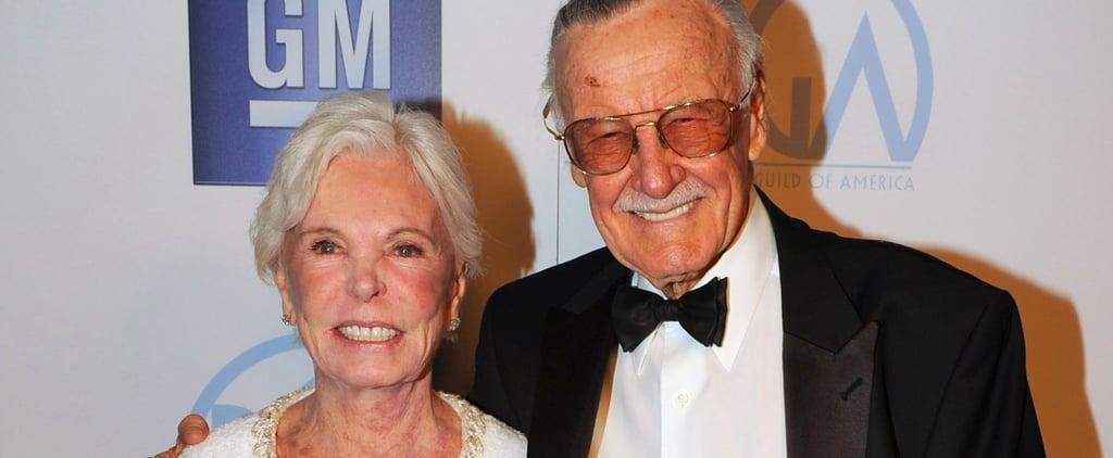 Joan Lee, Wife of Marvel Founder Stan Lee, Dies at 93