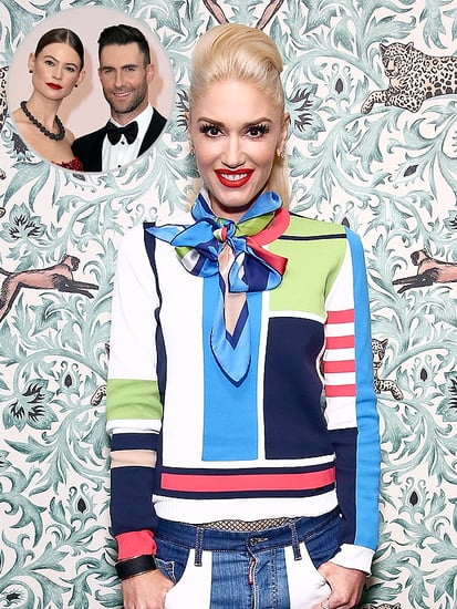 Gwen Stefani on Adam Levine's New Addition: 'I Can't Wait to Hold' His Daughter Dusty Rose