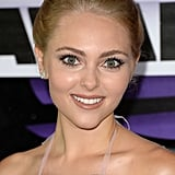 AnnaSophia Robb may not be a country star, but she fit right in with her light-colored locks pulled back into a sleek bun.