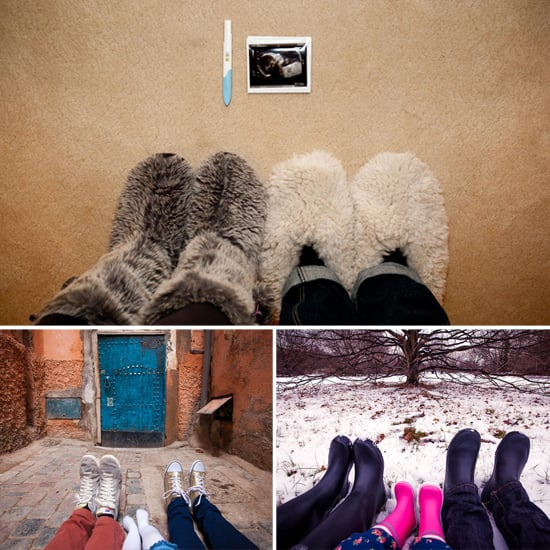 Feet First: One Family's Photographic Journey
