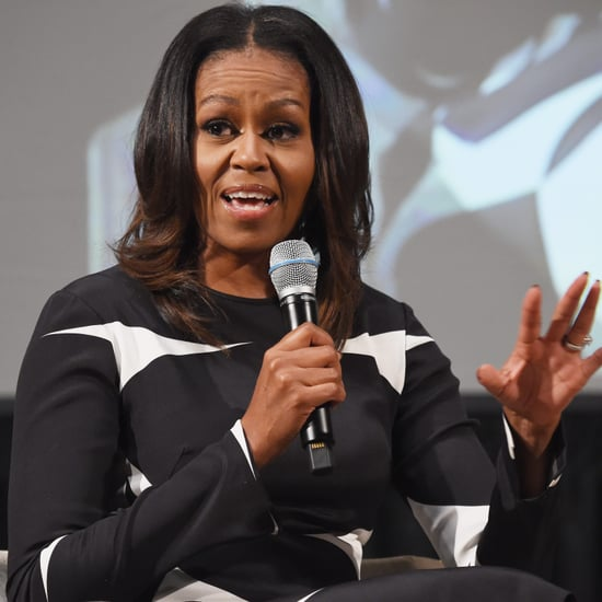 Michelle Obama Compares Trump to a Bad Parent