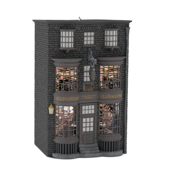 Ollivander's Wand Shop Hallmark Keepsake Ornament ($26)