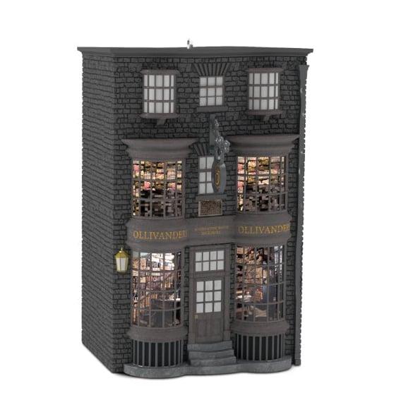 Ollivander's Wand Shop Ornament