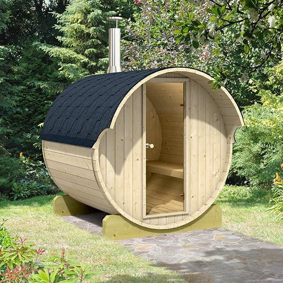 Best Outdoor Saunas on Amazon