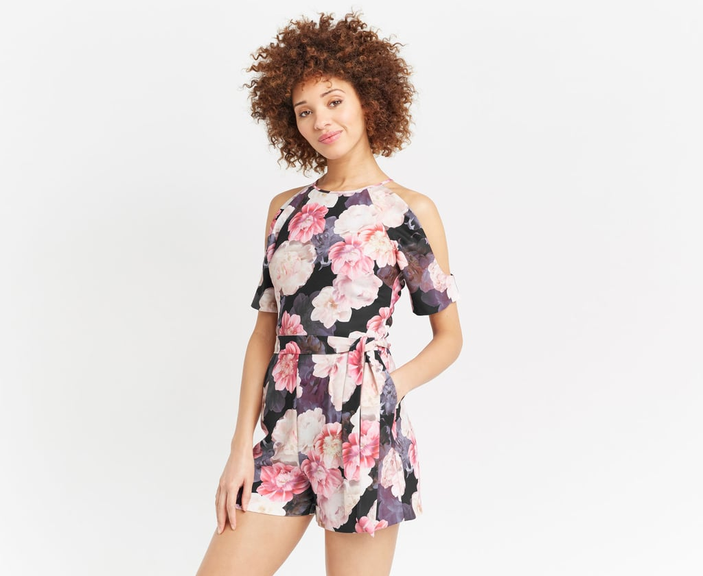 0dd45a53110 Oasis Spring Bloom Playsuit (£58)