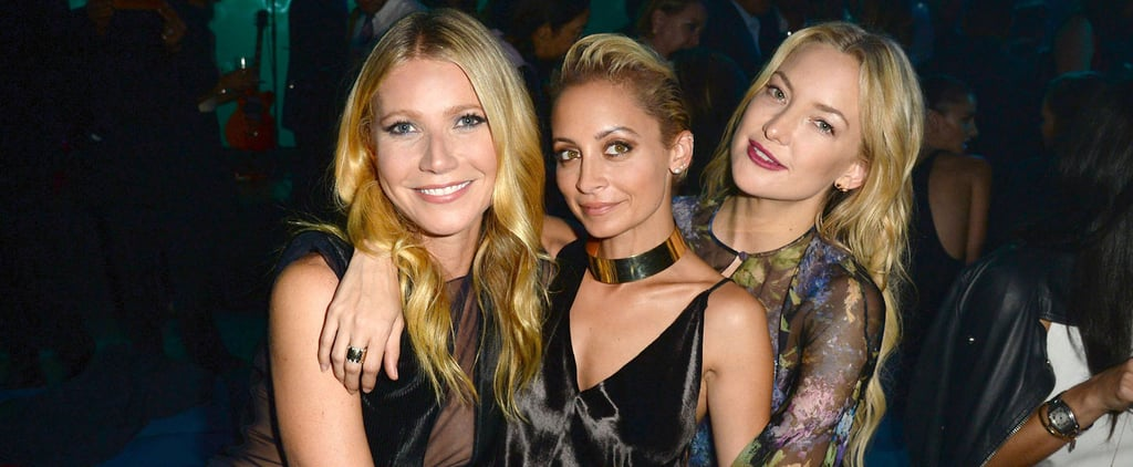 Kate Hudson, Nicole Richie, and Gwyneth Paltrow Have the Ultimate Girls' Night Out