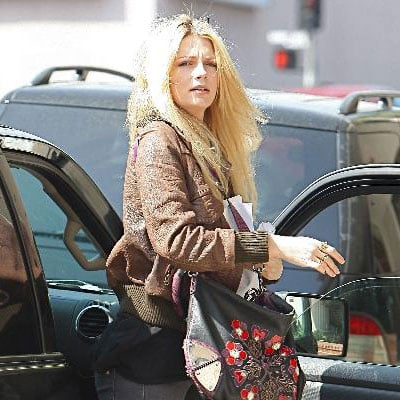 Mischa Barton Out in LA