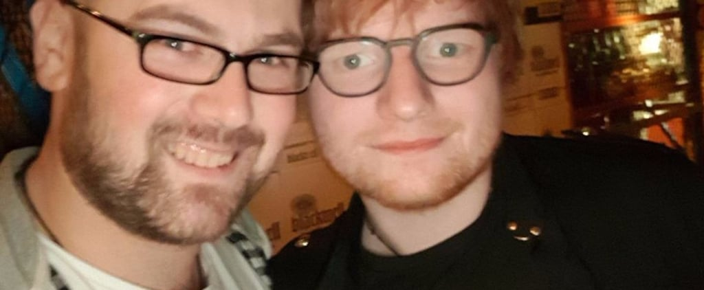 Don't You Dare Call Ed Sheeran a Softie If His Dubai Food Order Is Anything to Go By