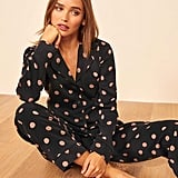 Reformation Mimi Pajama Set