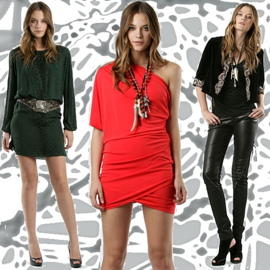 Pictures of Haute Hippie 2010 Holiday Collection Lookbook