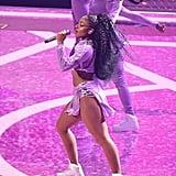 Normani at the 2019 MTV VMAs
