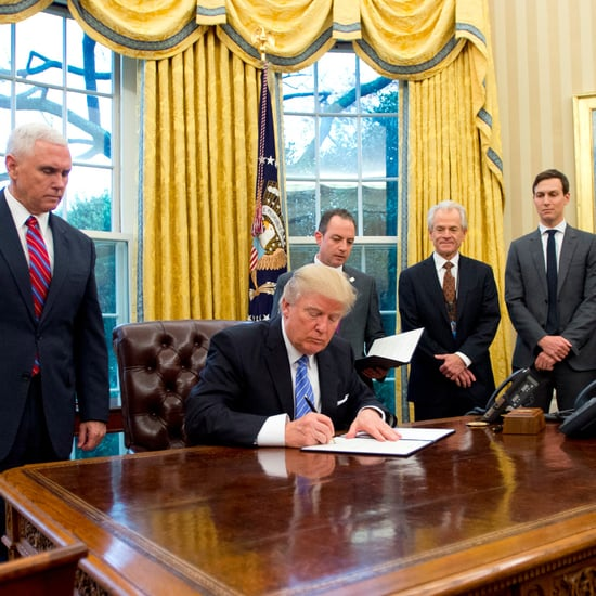 President Trump Signs Antiwomen Bill