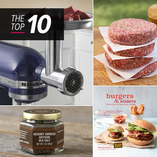 10 Cooking Tools For the Burger Lover