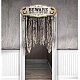 Beware Door Decoration