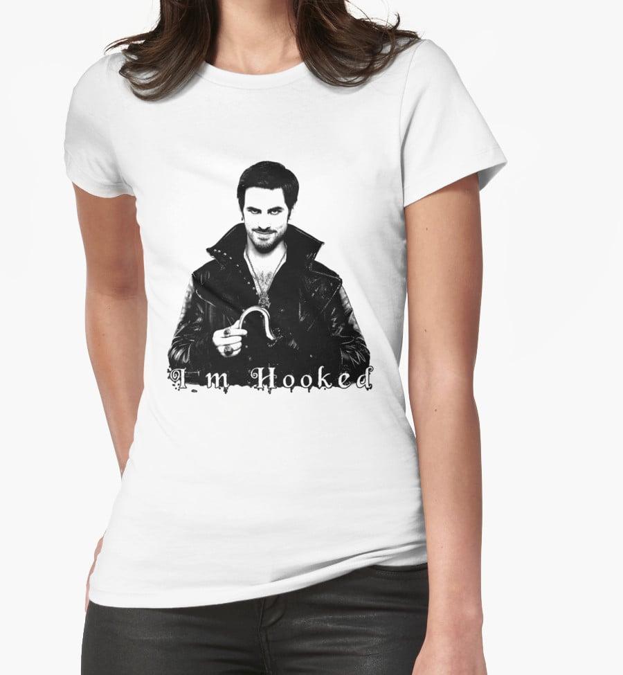 I'm Hooked T-Shirt ($24)