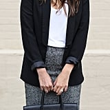 A Blazer You Can Wear Over Anything