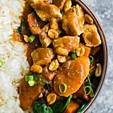 Asian Peanut Chicken