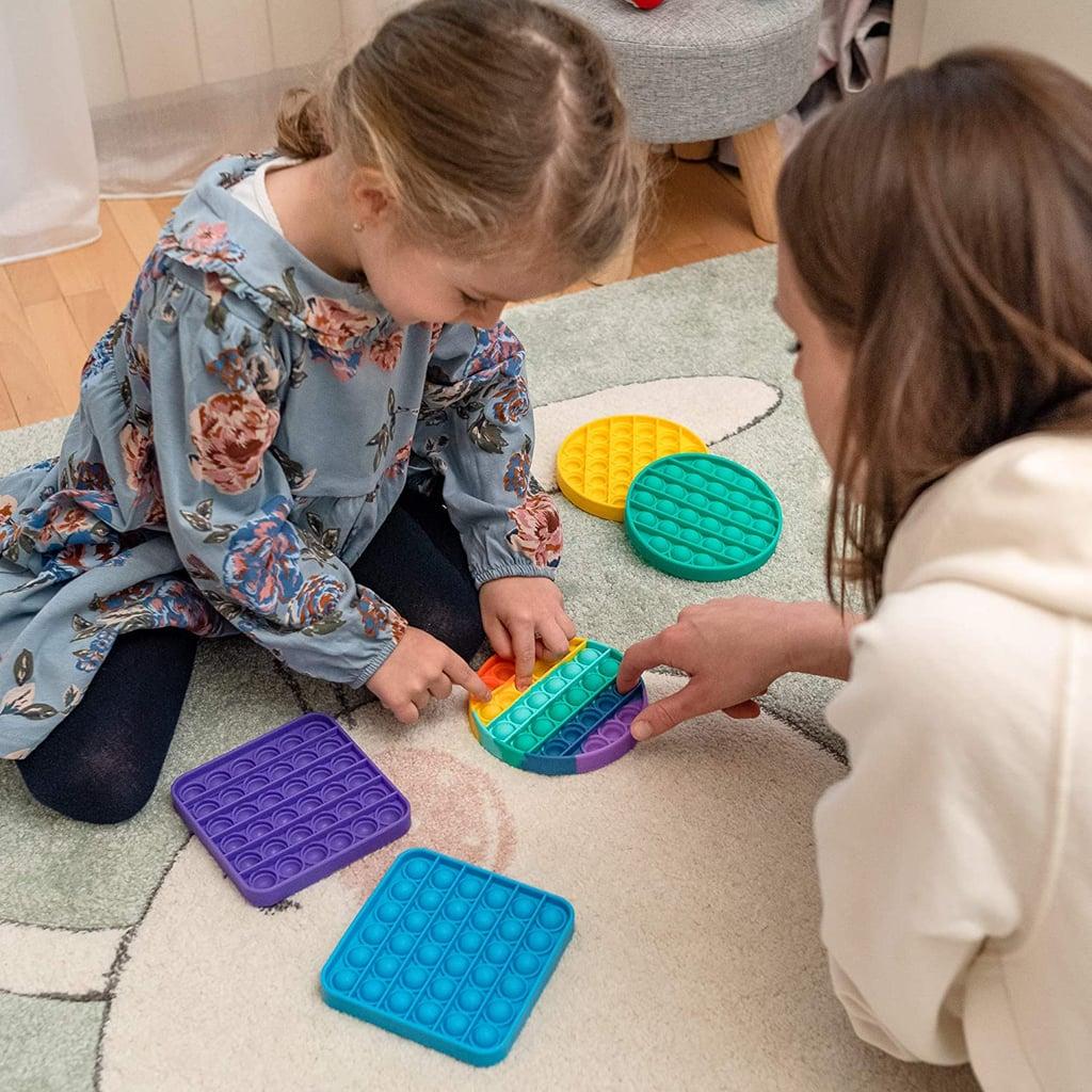 My Kids Love This Push Pop Bubble Fidget Toy from TikTok