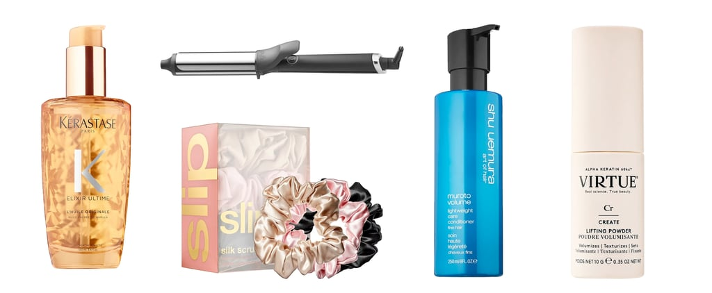 Celebrity-favorite hair products available at Sephora