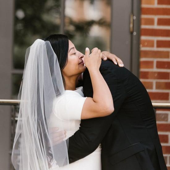 Minimalist Michigan Wedding
