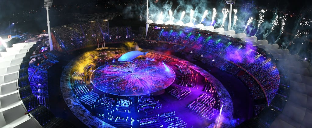 2018 Commonwealth Games Opening Ceremony