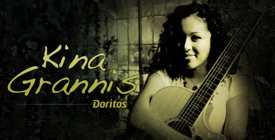 "Kina Grannis ""Message From Your Heart"" for Doritos: Love It or Leave It?"