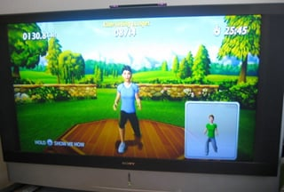geeksugar's 30 Day EA Sports Active Challenge 2009-06-17 14:00:13