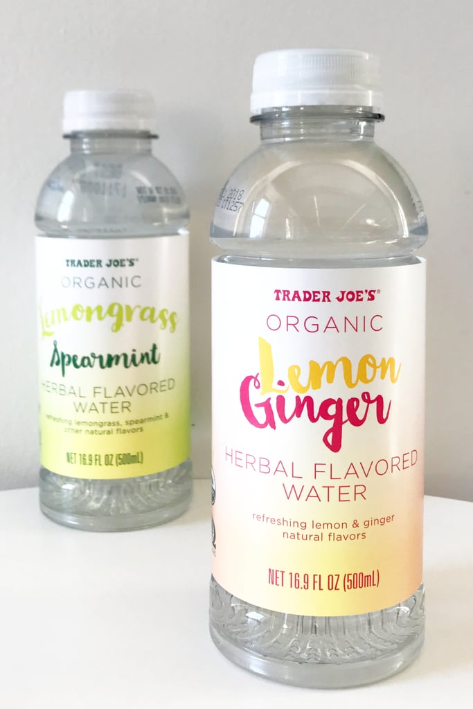Organic Herbal Flavored Waters ($1)