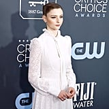 Thomasin McKenzie at the 2020 Critics' Choice Awards