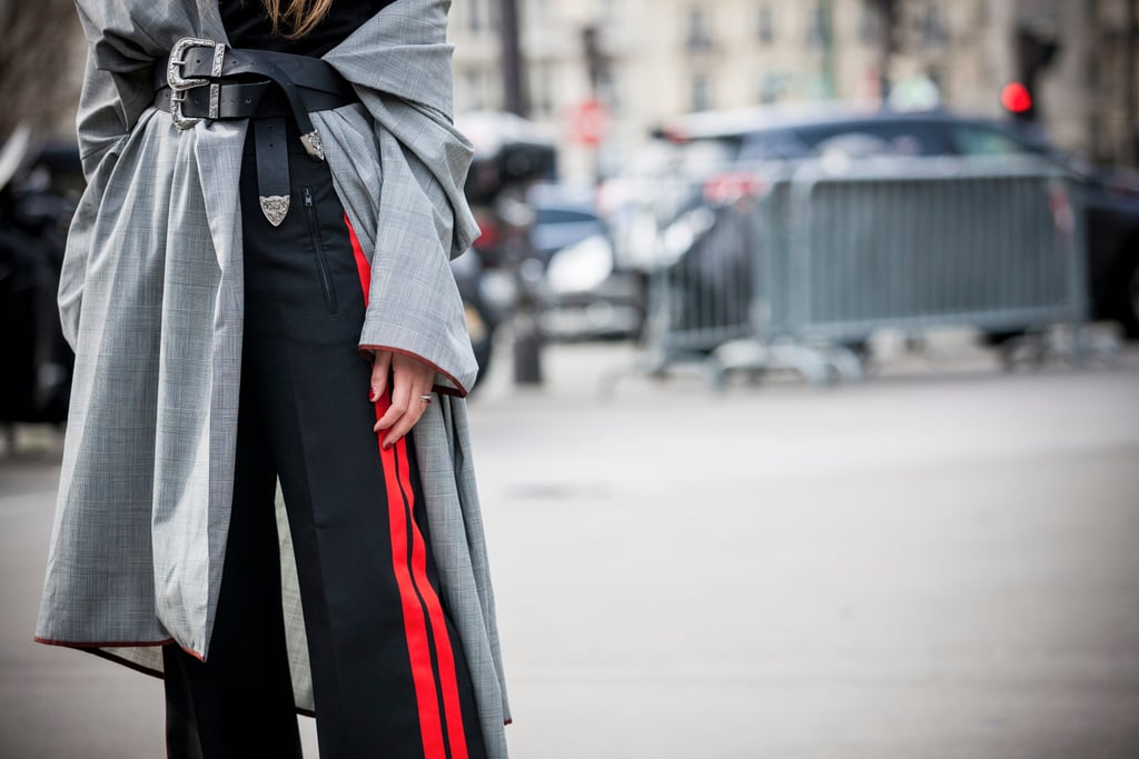 How to Wear Trackpants to Work