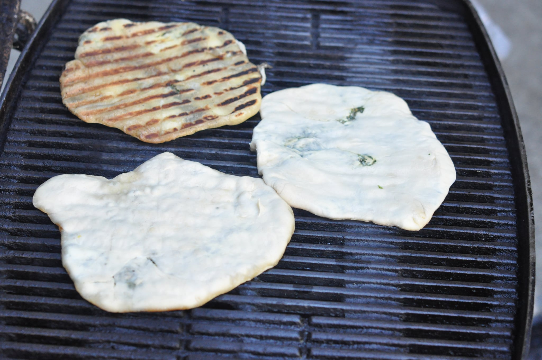 BBQ Grilled Breads