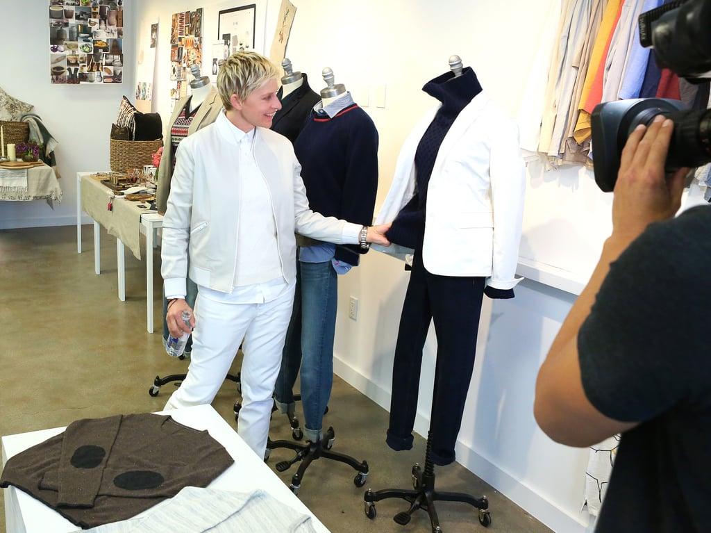 Ellen DeGeneres ED Collection