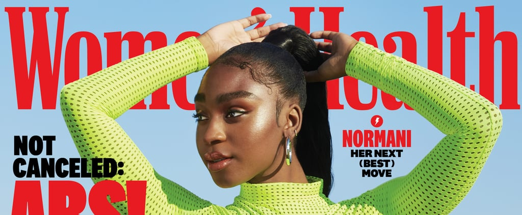 Normani's Quotes in Women's Health December 2020