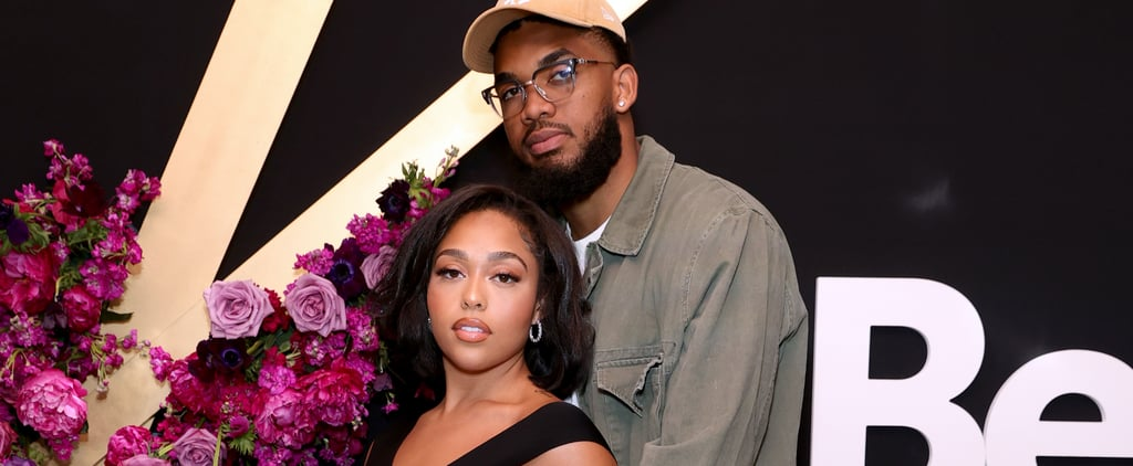 Jordyn Woods and Karl-Anthony Towns Pictures