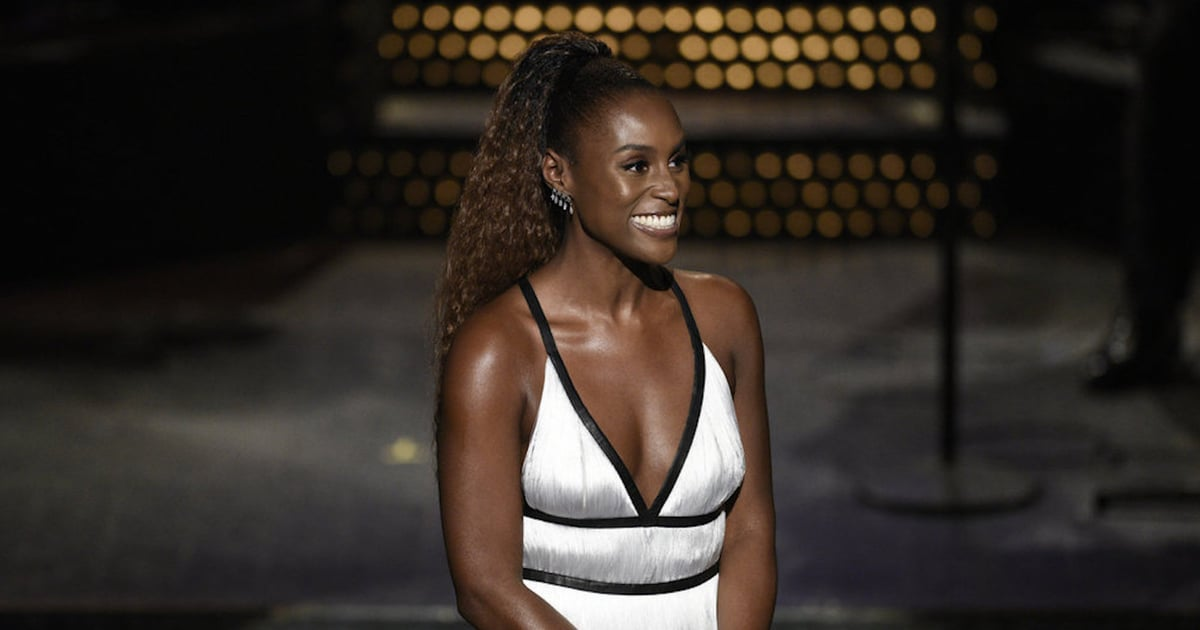 The $48 Body Product That Kept Issa Rae Looking Extra Glowy During Her SNL Appearance