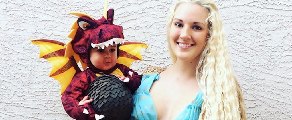 Daenerys and Dragons Halloween Costumes For Families